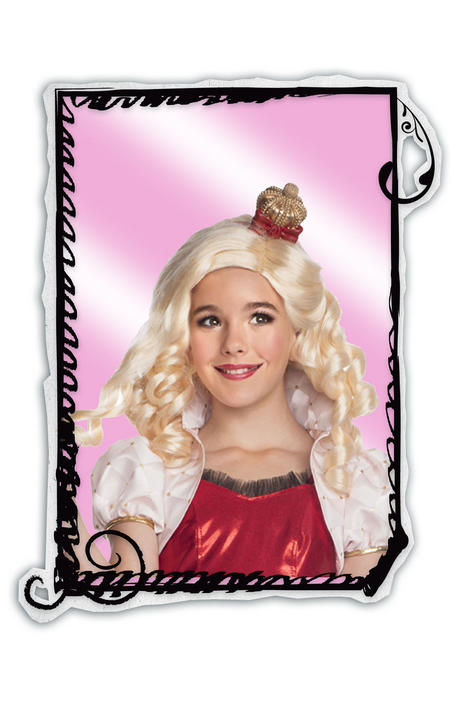 Ever After High Apple White Wig Thumbnail 1