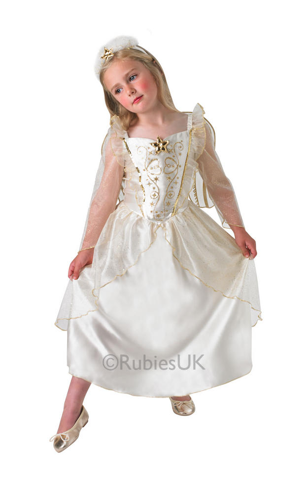 Childs Nativity Angel Costume