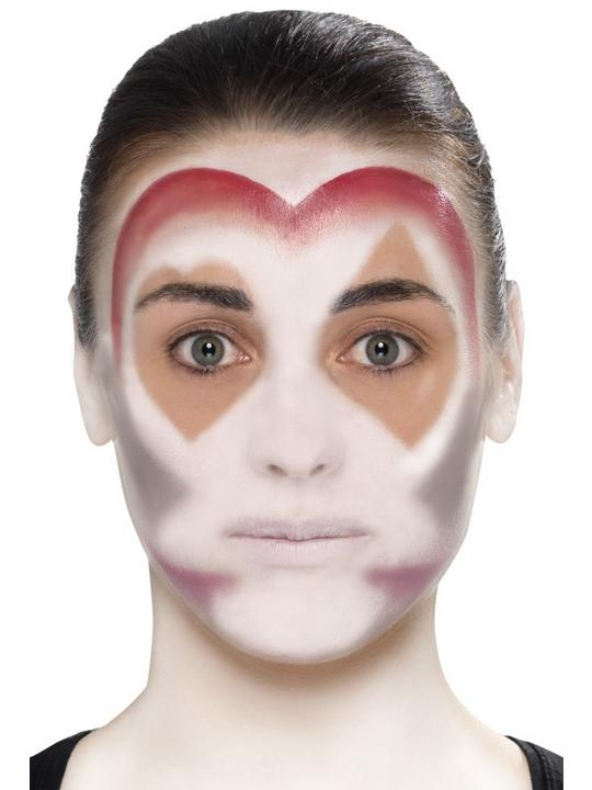 Queen Of Hearts Make Up Kit Thumbnail 2