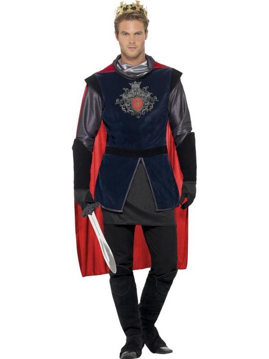 King Arthur Deluxe Costume Thumbnail 1