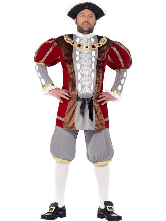 Henry VIII Deluxe Costume Thumbnail 1