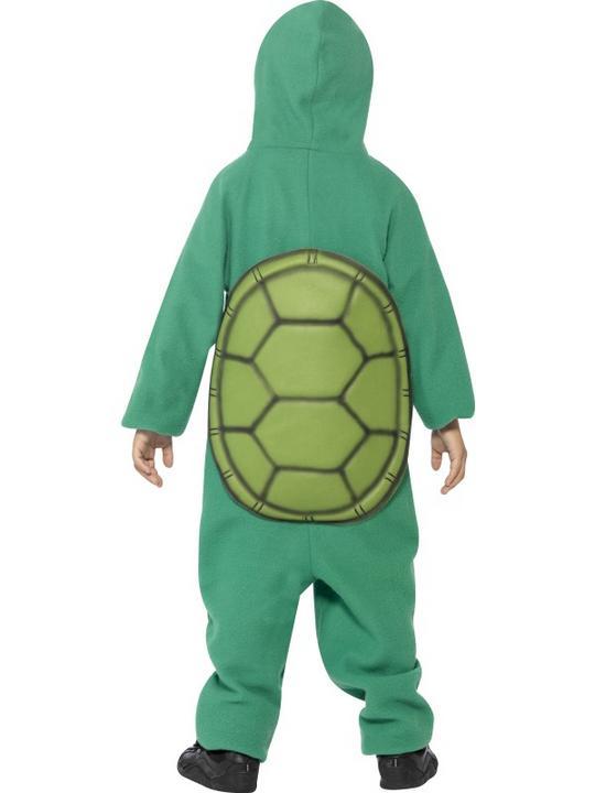 Child Funny Zoo Animal Turtle Girls / Boys Book Week Fancy Dress Kids Costume Thumbnail 3
