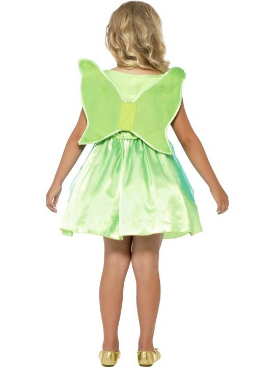 SALE! Child Green Forest Fairy Princess Girls Book Week Fancy Dress Kids Costume Thumbnail 3