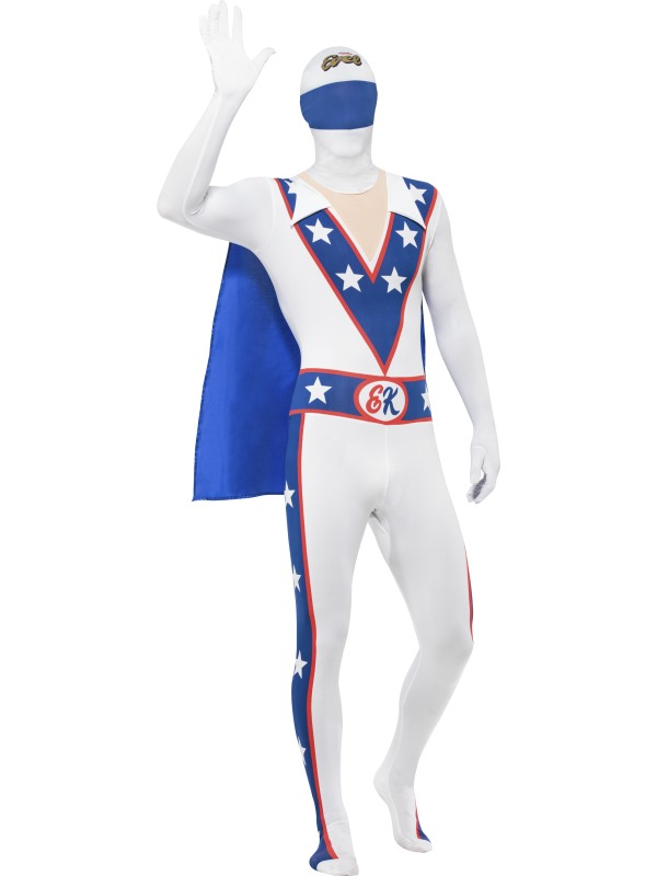 Evel Knievel Second Skin Costume