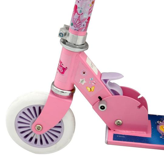 Disney Princess Folding In line Scooter Thumbnail 2