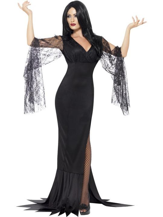 SALE! Adult Sexy Immortal Family Soul Ladies Halloween Party Fancy Dress Costume Thumbnail 1