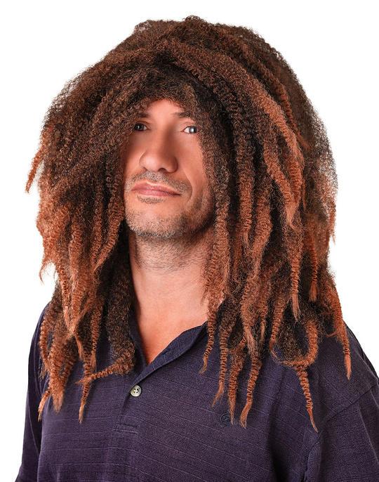 Bob Marley Dreadlocks Wig  Thumbnail 1