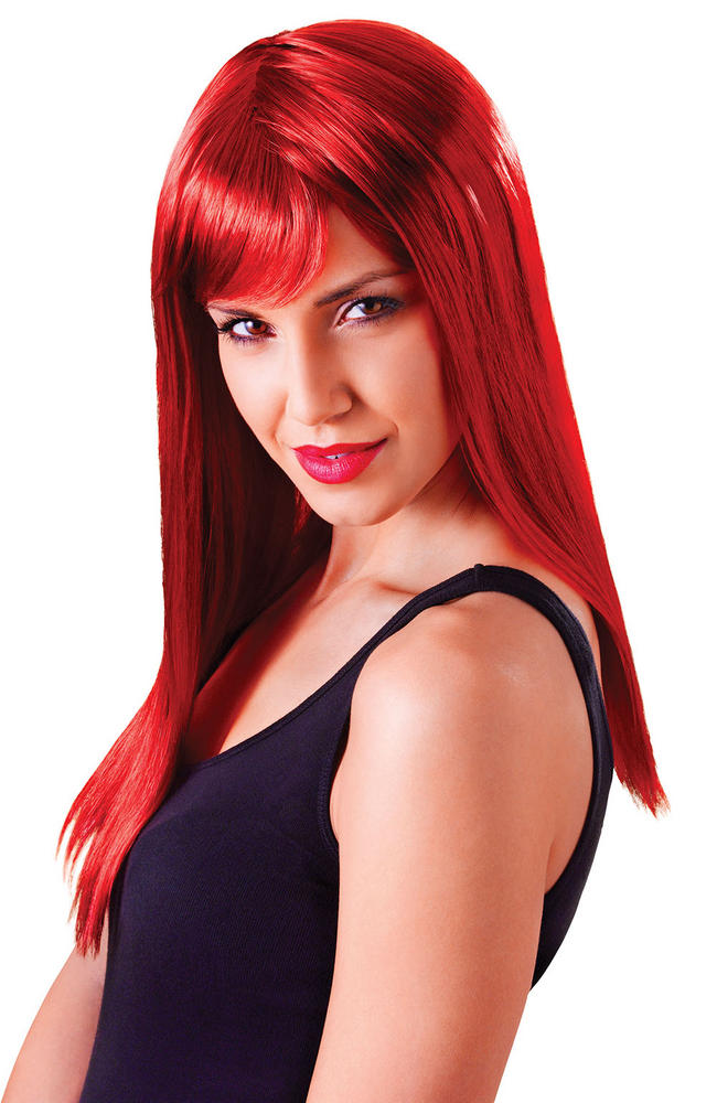 Passion Red Passion Wig