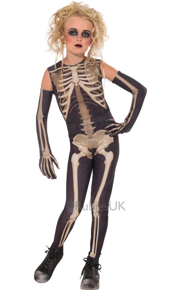 Skellee Girl Costume