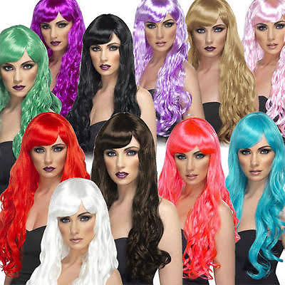 Desire Fancy Dress Wig Thumbnail 1