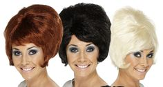 60's Beehive Wig