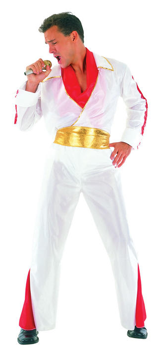 Adult Rock Star Costume Extra Large Thumbnail 1