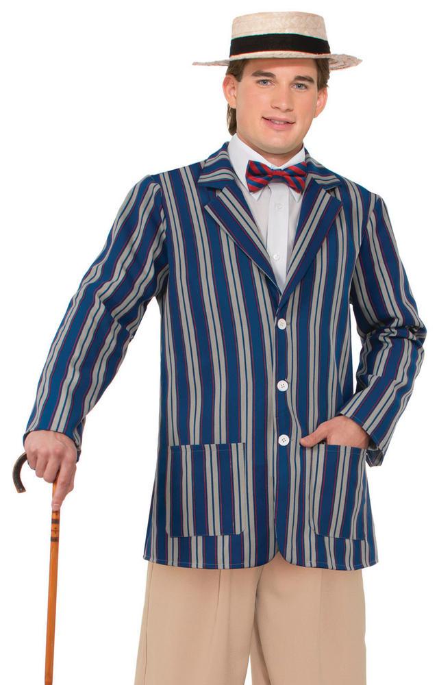 Adult Boater Jacket Costume
