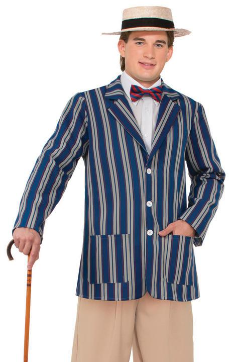 Adult Boater Jacket Costume Thumbnail 1