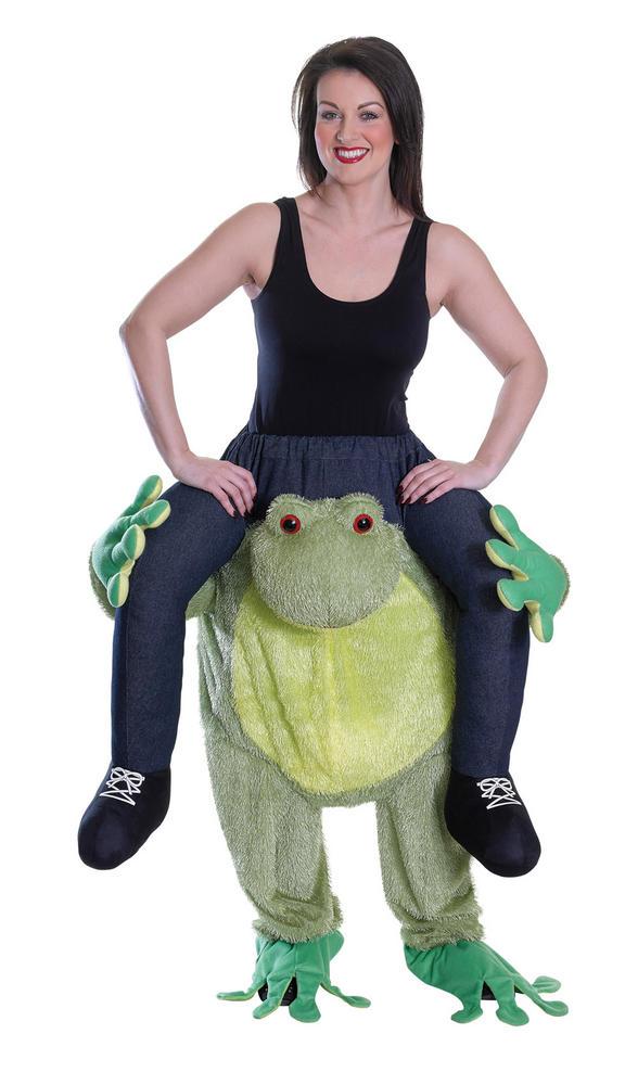Piggy Back Frog