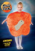 Girls boys Giant Peach costume roald dahl kids school book week fancy dress stor
