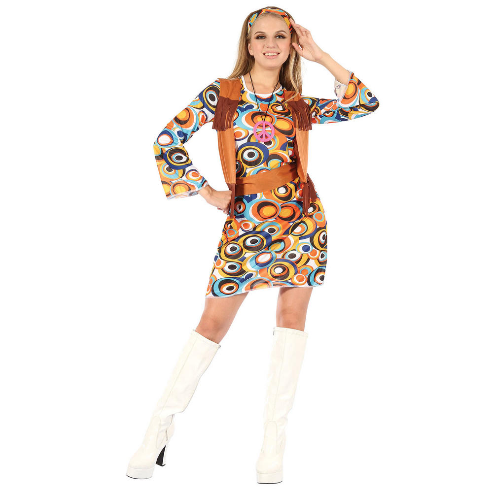 Hippy Mod Dress