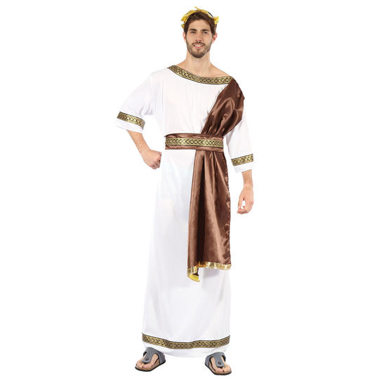 Greek God with Brown Sash Thumbnail 1