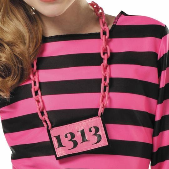 Girl's Miss Dee Meaner Fancy Dress Costume Thumbnail 3
