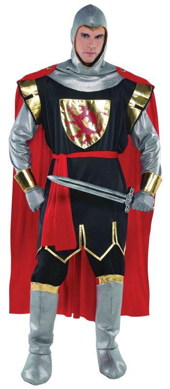 Mens Brave Crusader Fancy Dress Costume