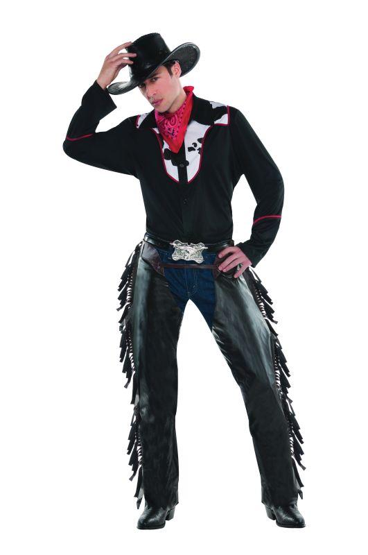 Mens Outlaw Pete Fancy Dress Costume