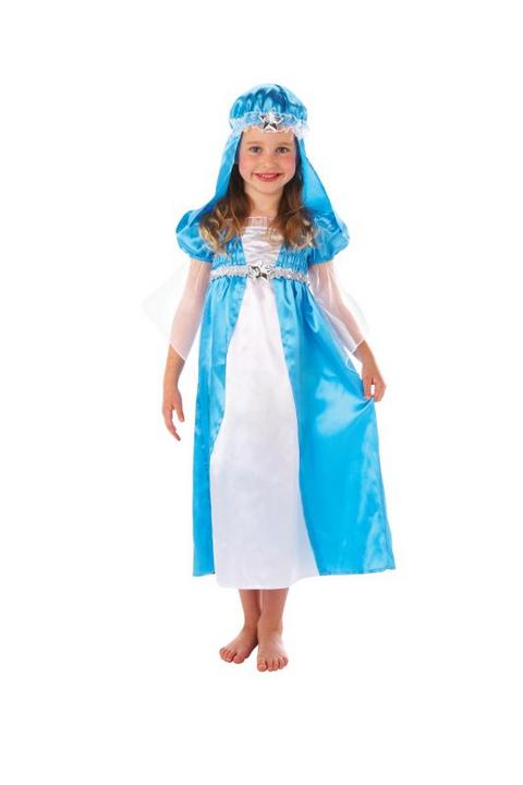 Girls Mary Fancy dress costume  Thumbnail 1