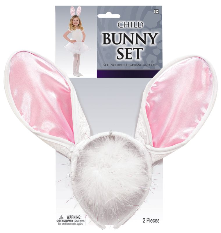 Childs Bunny Set