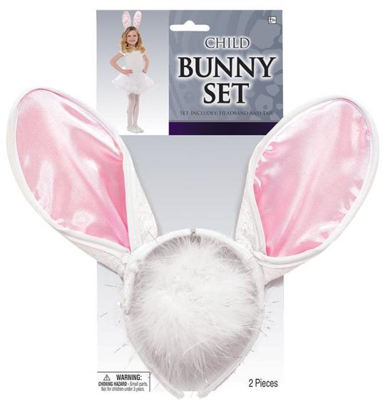 Childs Bunny Set Thumbnail 1