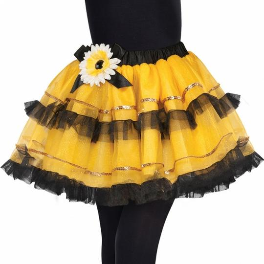 Girls Bumble Bee Fairy Tutu Thumbnail 1