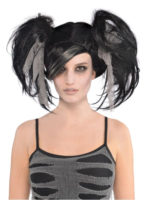 Mummy Wig
