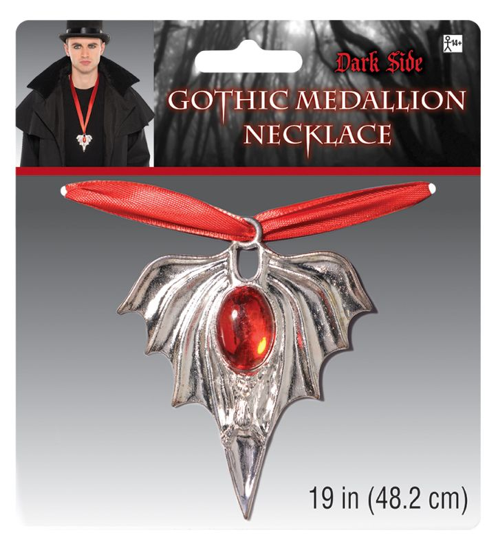 Adults Gothic Medallion
