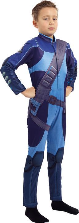 NEW! Thunderbirds Scott Tracy International Rescue Boys Fancy Dress Kids Costume Thumbnail 1