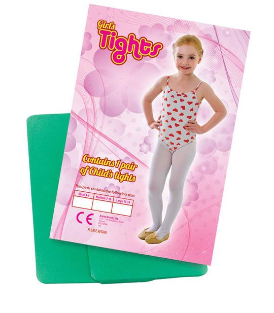 Childs Green Tights  Thumbnail 1