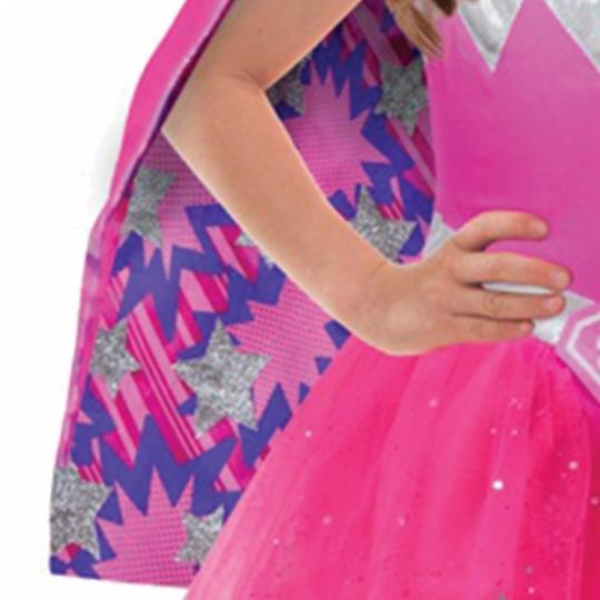Barbie Power Princess Fancy Dress Costume  Thumbnail 4
