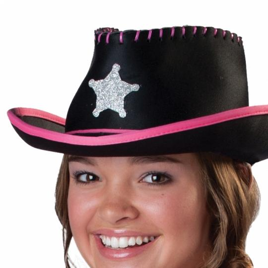 Giddy Up Girl Cowboy Fancy Dress Costume  Thumbnail 2