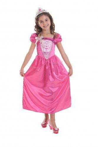 Barbie Value Princess Fancy Dress Costume