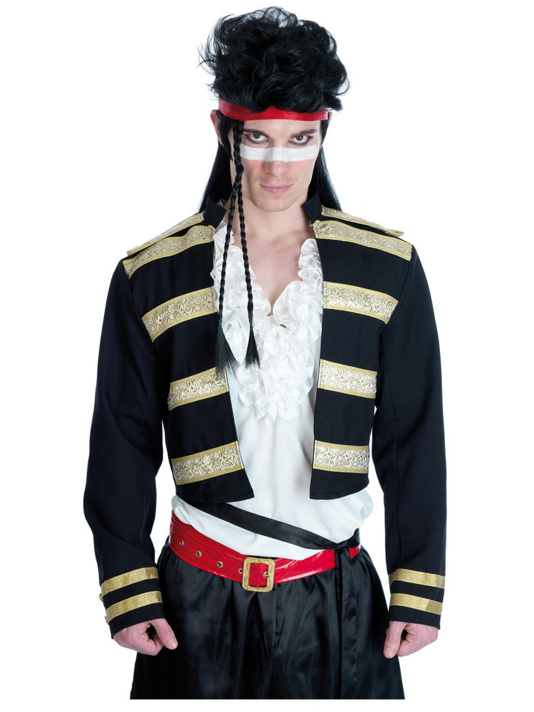 New Romantic Fancy Dress Costume