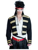 1980s New Romantic Mens Costume Adult Fancy Dress Outfit Pop Dressup