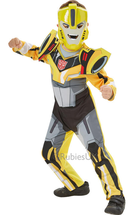 Childs Bumble Bee Deluxe Costume  Thumbnail 1