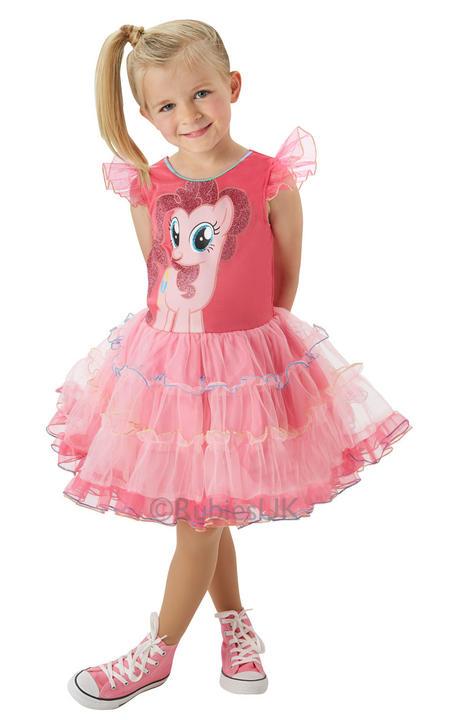 My Little Pony Pinkie Pie deluxe Costume  Thumbnail 1