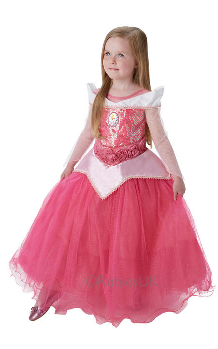 Premium Sleeping Beauty costume  Thumbnail 1