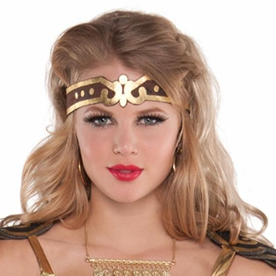 Ladies Warrior Princess Fancy Dress Costume Thumbnail 4