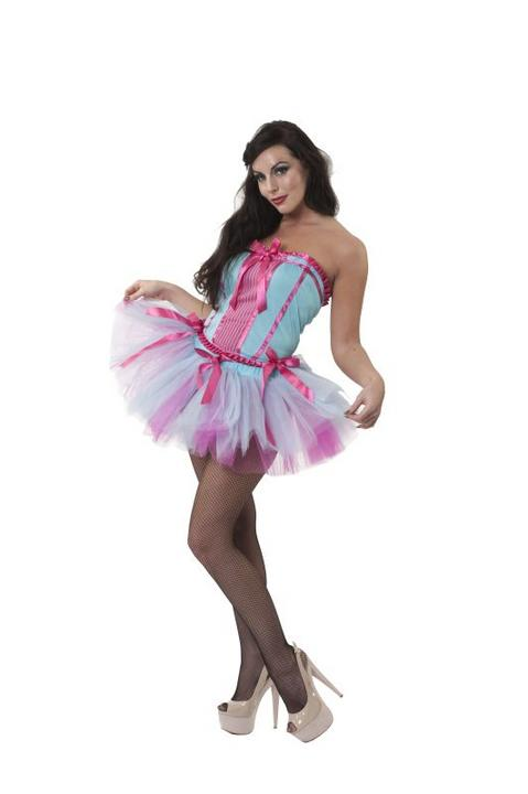 Women's Silky Smooth Fancy Dress Costume  Thumbnail 1
