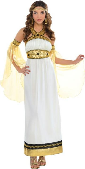 Women's Divine Goddess Fancy Dress  Costume  Thumbnail 1