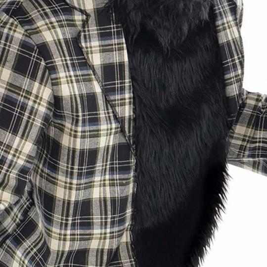 SALE Adult Rabid Werewolf Mens Halloween Horror Fancy Dress Costume Party Outfit Thumbnail 4