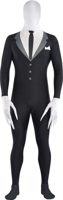 Slender Man Partysuit Fancy Dress Costume