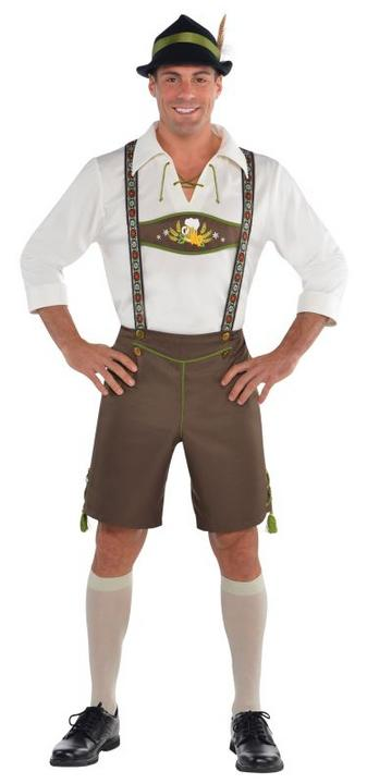 Mr Oktoberfest Fancy Dress Costume  Thumbnail 1
