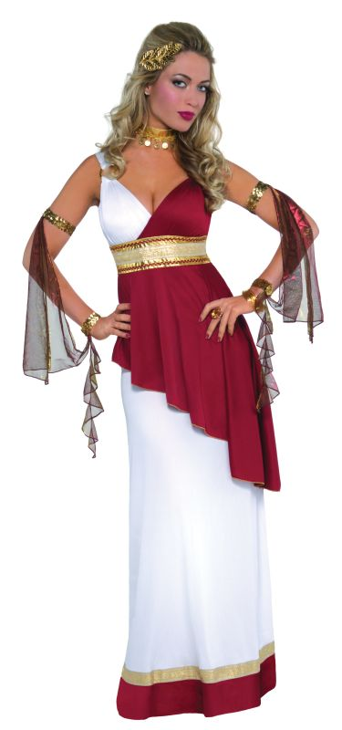 Imperial Empress Fancy Dress Costume