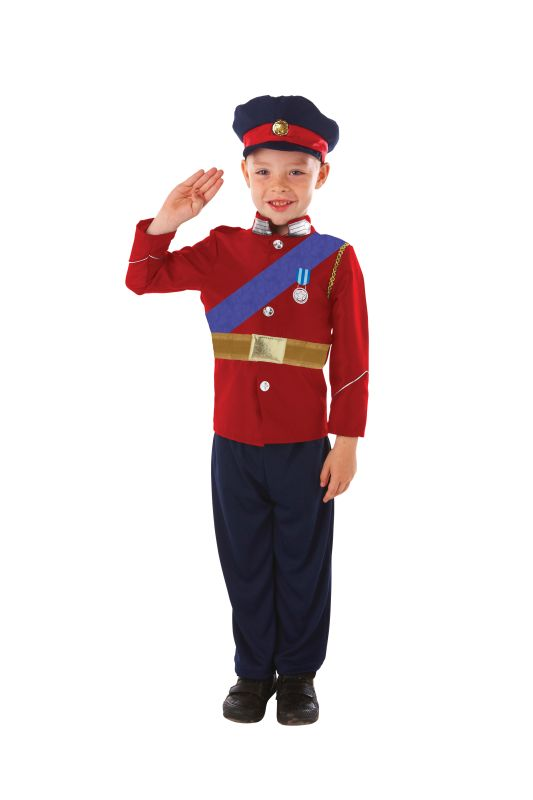 Boys Royal Prince Fancy Dress Costume