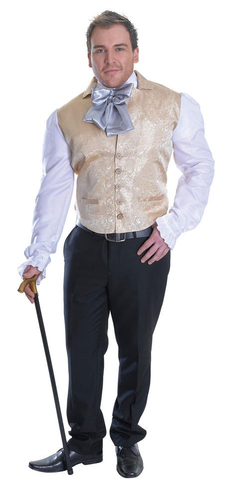 Mens Regency Man Costume